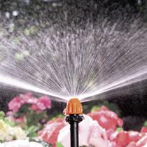 Gotejadores e Microsprays